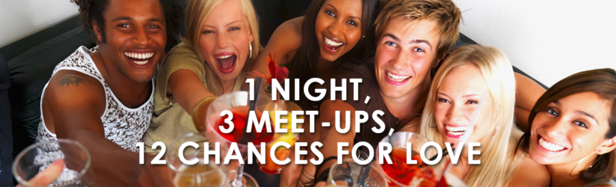 Face-to-Face-Dating: Erfahrungsbericht Wir haben den neuen Trend getestet!